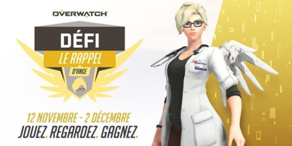 Overwatch : le Rappel d'Ange
