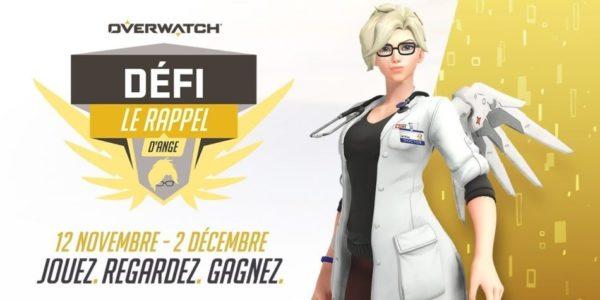 Overwatch: leRappel d'Ange