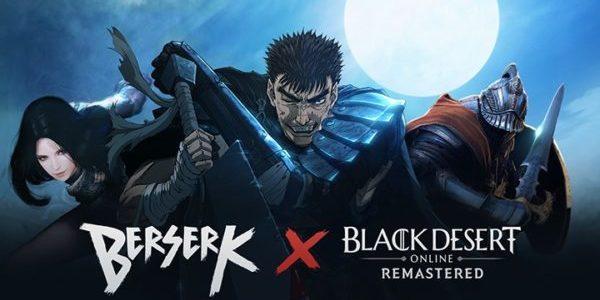 Black Desert Online x Berserk