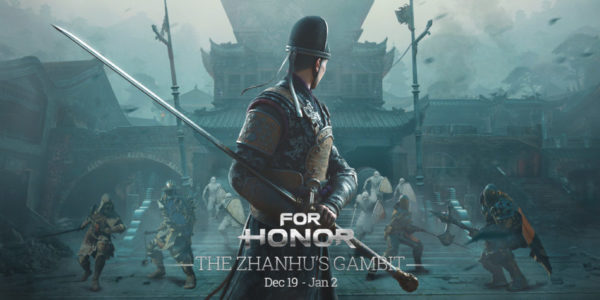 For Honor Le Gambit du Zhanhu