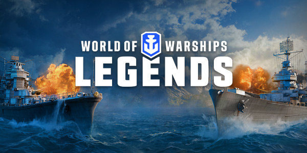 World of Warship: Legends - World of Warships: Legends