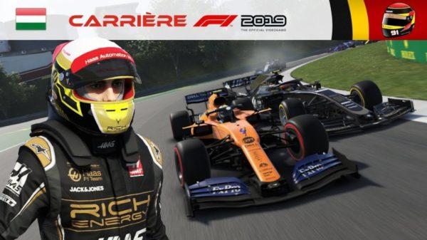 F1 2019 - Carrière #13 : Un samedi noir...