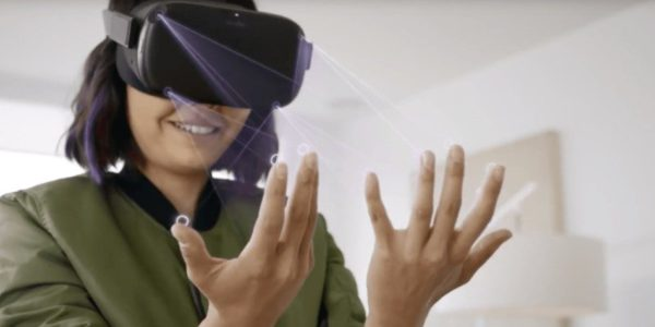 HAND TRACKING OCULUS