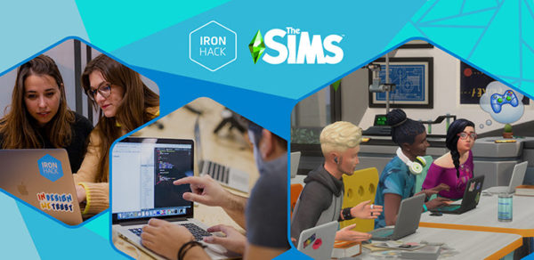 Ironhack Les Sims