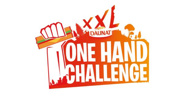 Daunat #OneHandChallenge
