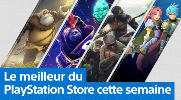 PS Store Playstation Store - Mise à jour du 2 décembre 2019