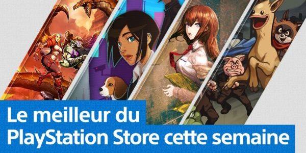 PS Store PlayStation Store - Mise à jour du 9 décembre 2019