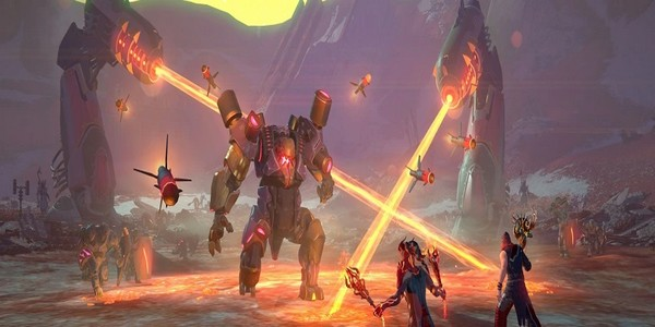 Skyforge : Rock & Metal est disponible