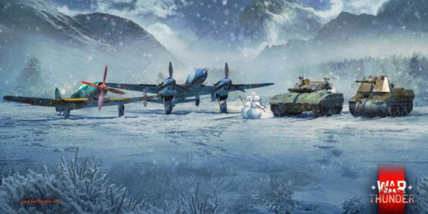 War Thunder - Opération F.R.O.S.T.