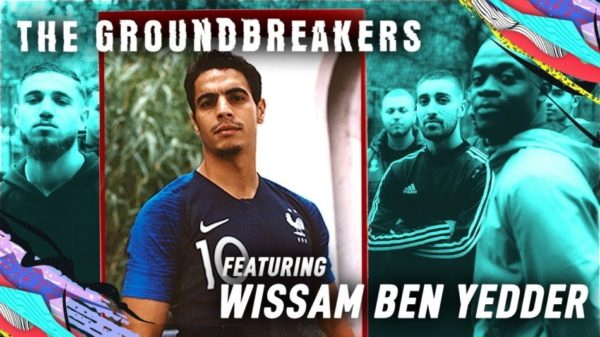 Wissam Ben Yedder The Groundbreakers FIFA 20