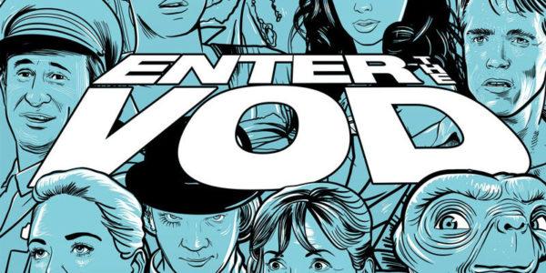 Enter The Vod – Lancement du podcast ciné chez FilmoTV