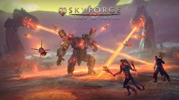 Skyforge : Rock & Metal
