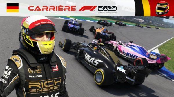 F1 2019 - Carrière #12 : LA CLAQUE