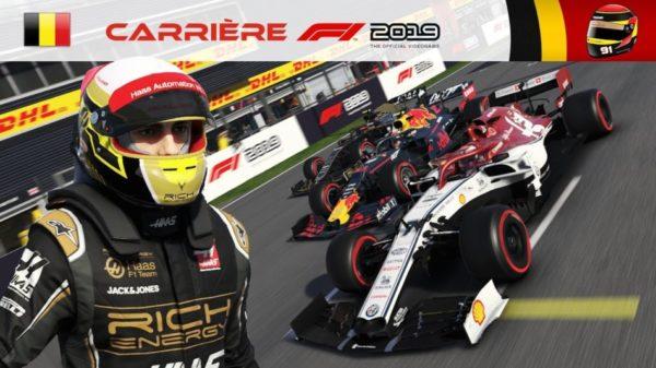 F1 2019 - Carrière #14 : Briller devant le Royaume !