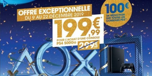 PlayStation Promotions Noël