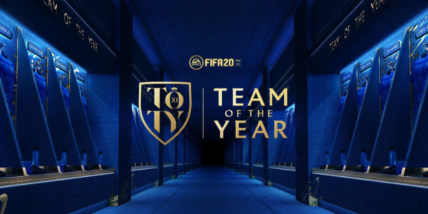 FIFA 20 TOTY – Team of the Year