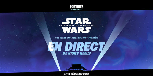 Fortnite x Star Wars : L'Ascension de Skywalker