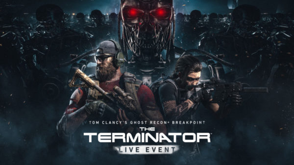 Tom Clancy's Ghost Recon Breakpoint x Terminator