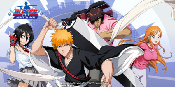Bleach: Immortal Soul est disponible sur mobile