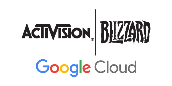 Activision Blizzard x Google