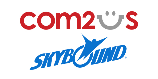 Com2uS et Skybound Entertainment