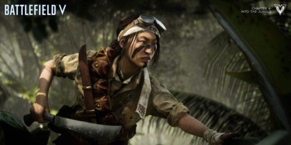 Dans la Jungle Battlefield V - Battlefield 5
