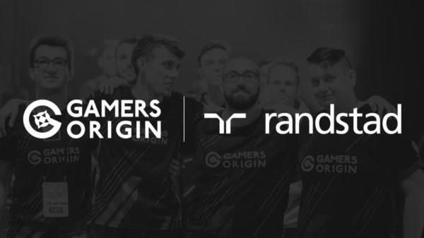Randstad et GamersOrigin s'associent pour accompagner les joueurs