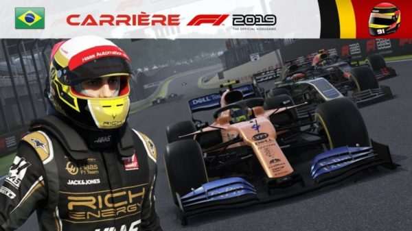 F1 2019 - Carrière #21 : MAIS, ça ne passera pas !