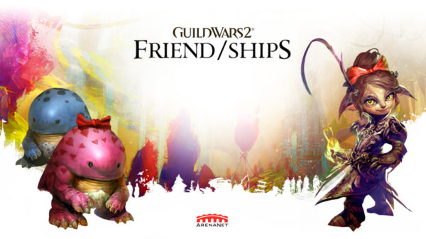 Guild Wars 2 Friend/Ships 2020
