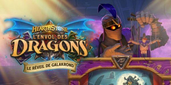 Hearthstone Le Réveil de Galakrond