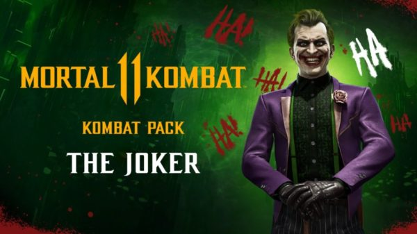 Mortal Kombat 11 - Joker
