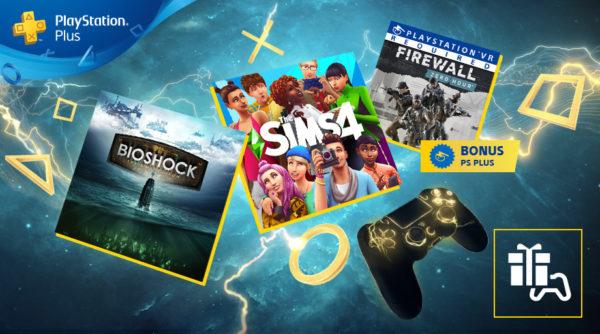 PS Plus PlayStation Plus - Février 2020 - 00