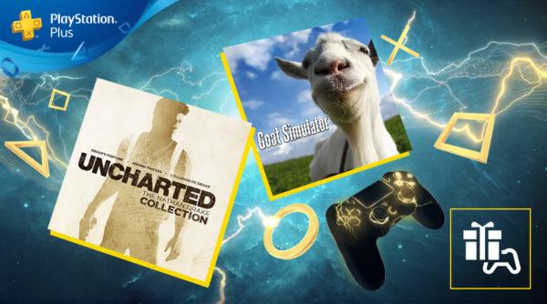 PS Plus PlayStation Plus - Janvier 2020
