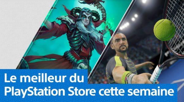 PS Store Playstation Store - Mise à jour du 6 janvier 2020