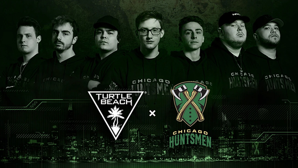 Turtle Beach x Huntsmen Chicago