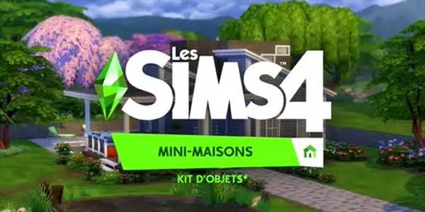 LesSims4 Mini-maisons