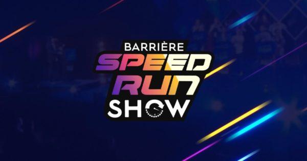 Barrière SpeedRun Show - Hugo Délire et Laink