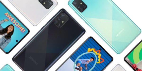 Galaxy A51 - Galaxy A71
