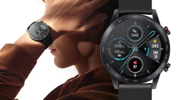 Honordévoile la montre connectée HonorMagicWatch 2