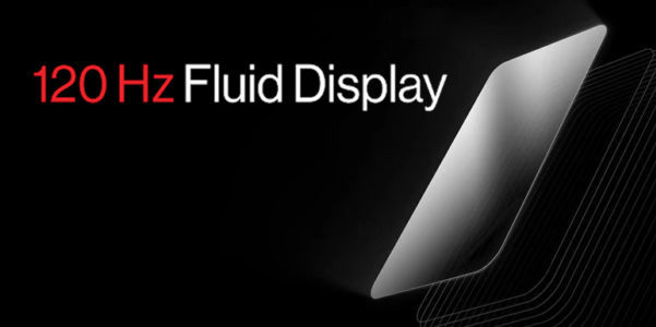 OnePlus Fluid Display 120 Hz