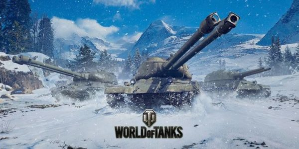 World Of Tanks Double Canon