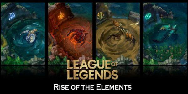 League Of Legends – Riot Games lance la Saison 10
