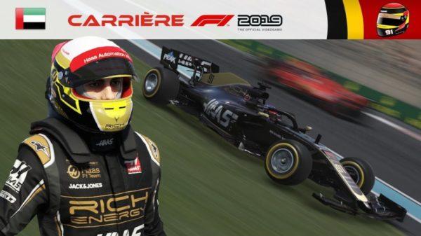 F1 2019 - Carrière #22 : Adieu douloureux !
