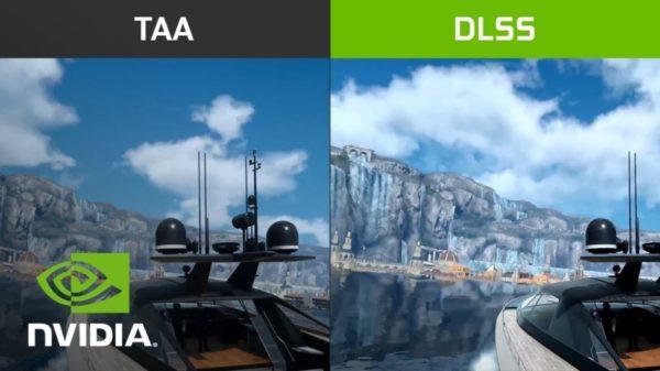 NVIDIA RTX - technologie DLSS