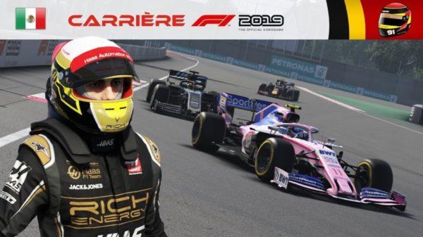 F1 2019 - Carrière #19 : Ennemi public n°1 ...