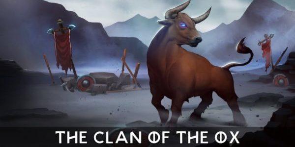Northgard Himminbrjotir: Clan du Boeuf
