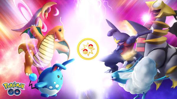Ligue de Combat GO Pokémon GO