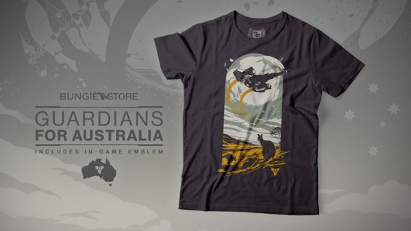 Guardians for Australia - Destiny 2 Bungie