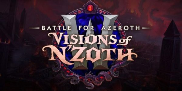 World of Warcraft Visions de N'Zoth