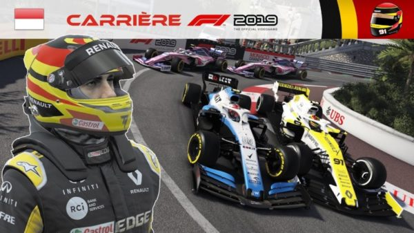 F1 2019 - Carrière S2 #28 : SAFETY-CAR DEPLOYED